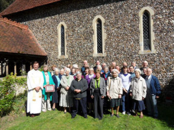 Aldham Church People